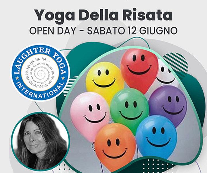 Yoga Della Risata – Open Day – 12 giugno